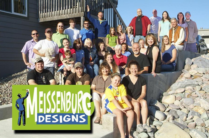 Meissenburg Designs Staff